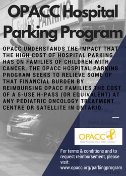 Sponsor Hospital Parking Pass