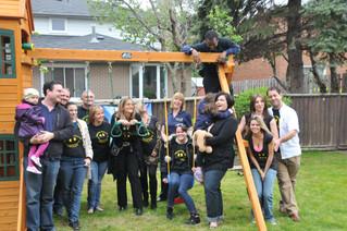 MDS Summer Playground Builds