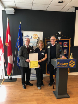 Rotary Club of Brampton