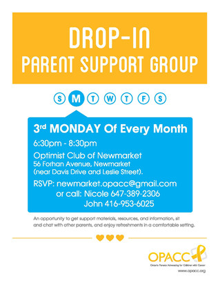 OPACC Newmarket parent support group