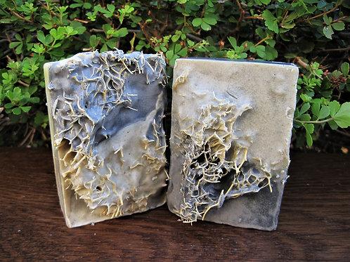 סבון בוץ ים המלח עם ליפה