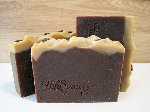סבון פילינג קפה לרענון וחידוש העור