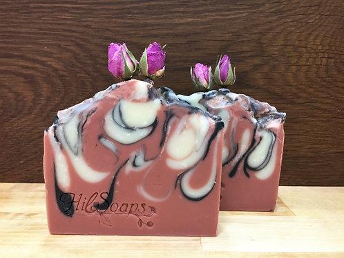 סבון ורדים טבעי