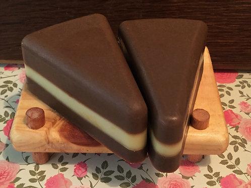 סבון עוגת שוקולד גורמה 100% טבעי