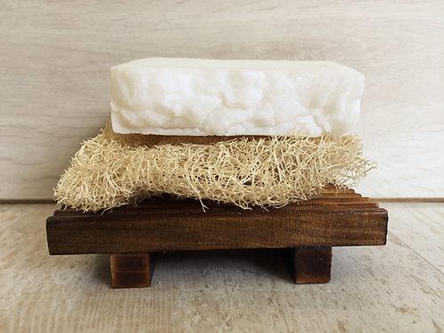 סבון מוצק לניקוי אפס פסולת