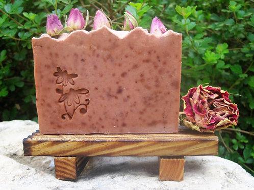 סבון ורדים רומנטי  100% טבעי