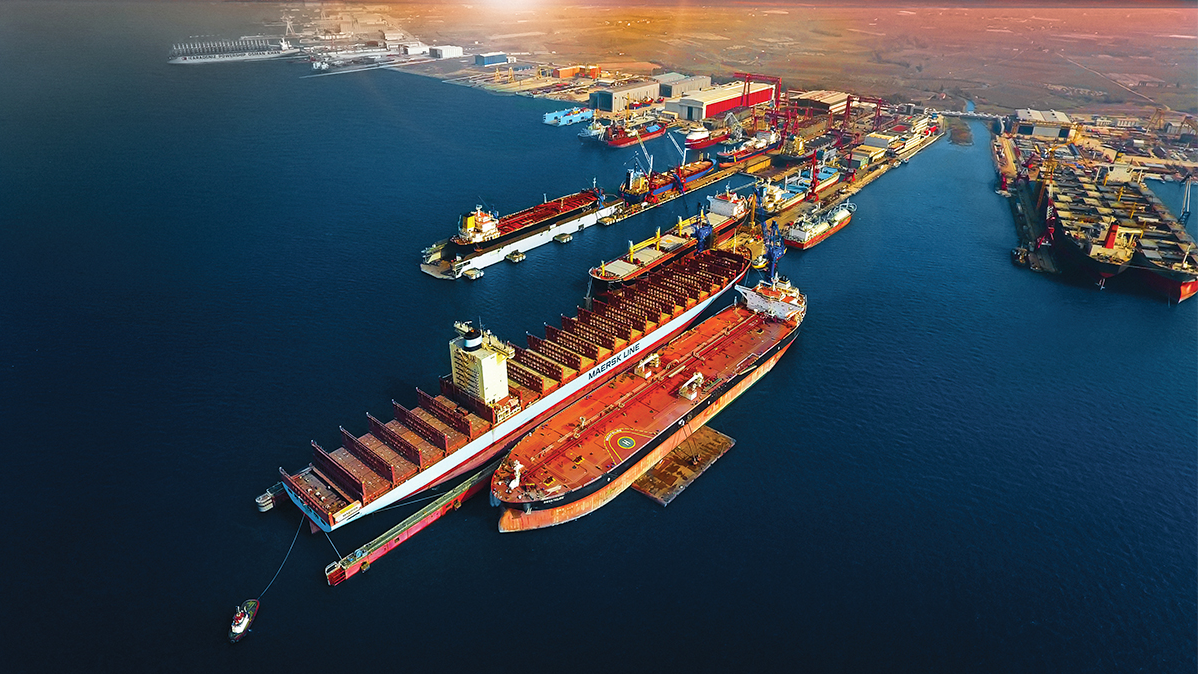 Marine and Shipbuilding Industry