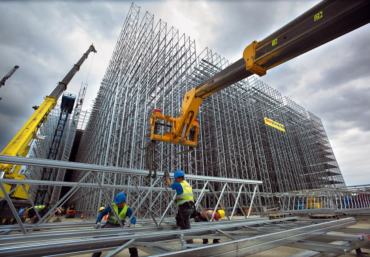 Infrastructure and Constrution Industry