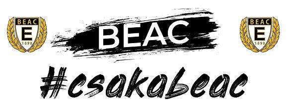Fehér - BEAC design bögre