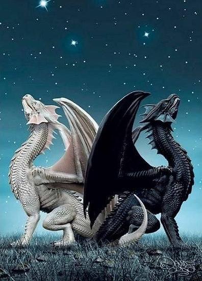 Custom Western Dragon