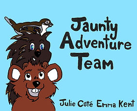 Jaunty Adventure Team