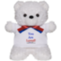 Picture of our You Are Loved Bear