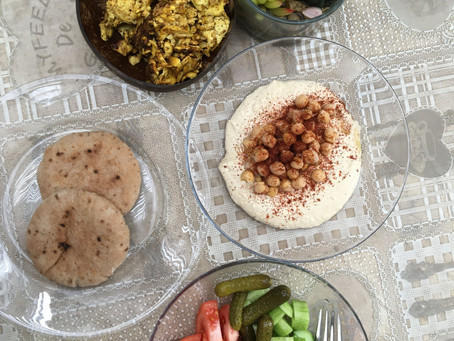 The Hummus Meal