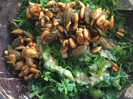 Herbs C Salad
