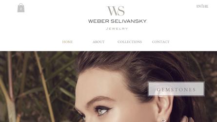 WS Jewelry E-Commerce