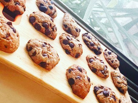 Coco Chip Cookies