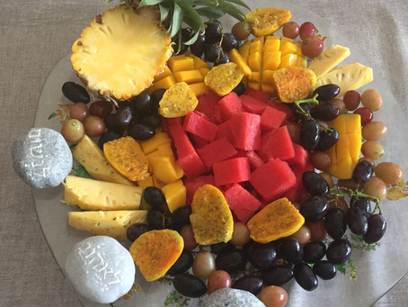 Fruits Are The Taste of God