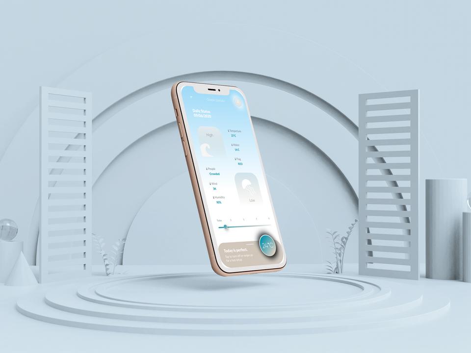 Weather App - UX Design
