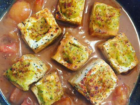 Tofu Cubes