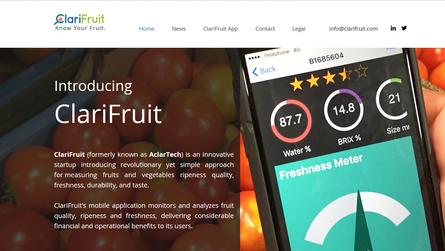 Clari Fruit Startup