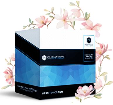 Lipoescultor de Mesofrance (paquete de 10 amp)