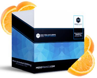 Elixir Antiedad  de Mesofrance (paquete de 10 amp)