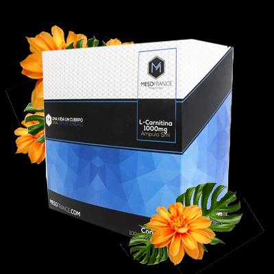 L- Carnitina de Mesofrance (paquete de 10 amp)