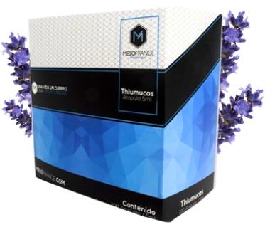 Thimucas de Mesofrance (paquete de 10 amp)