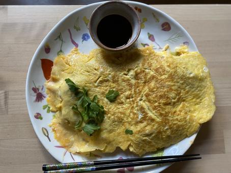 Ep 17 - Omelette Rice Recipe