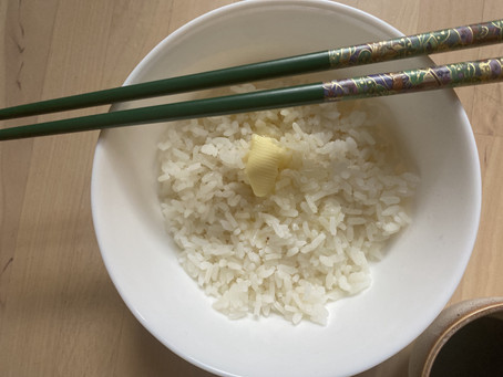 Ep 17  - Butter Rice Recipe