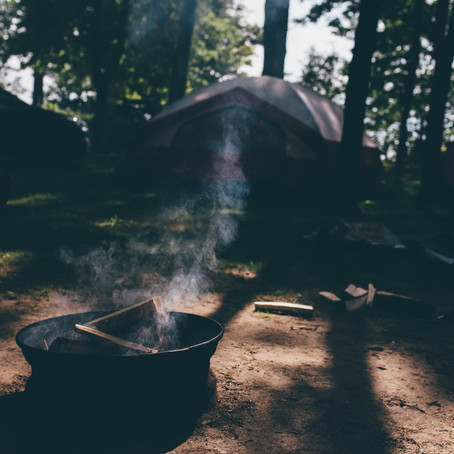 My biggest regret about camping with kids | Toronto Family Documentary Photography