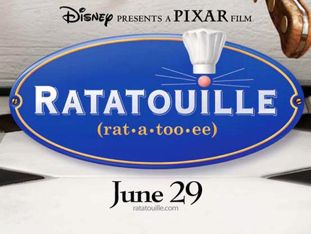Episode 1 - Ratatouille: Film and Food Review