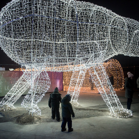 Toronto's Newest Festival | The Aurora Winter Festival is Perfect for Holiday Family Fun