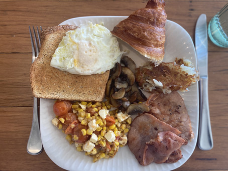 Ep 18 - Giant Potato Rosti (Buffet Breakfast) Recipe