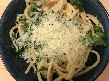 Ep 6 F&F Review - Pasta Aglio E Olio