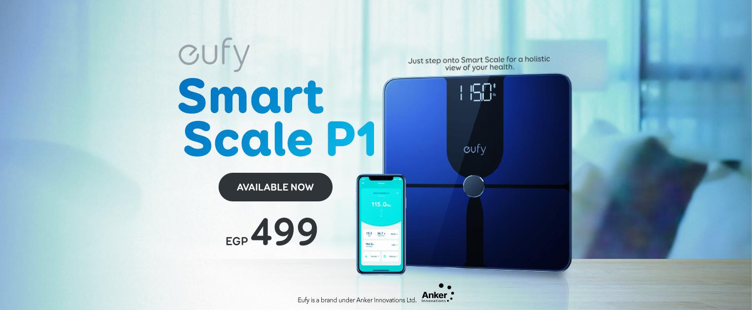 Eufy Smart Scale Open Sale Souq Horizont