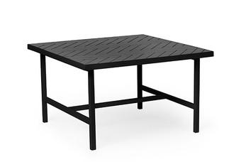 HERRINGBONE TILE TABLE