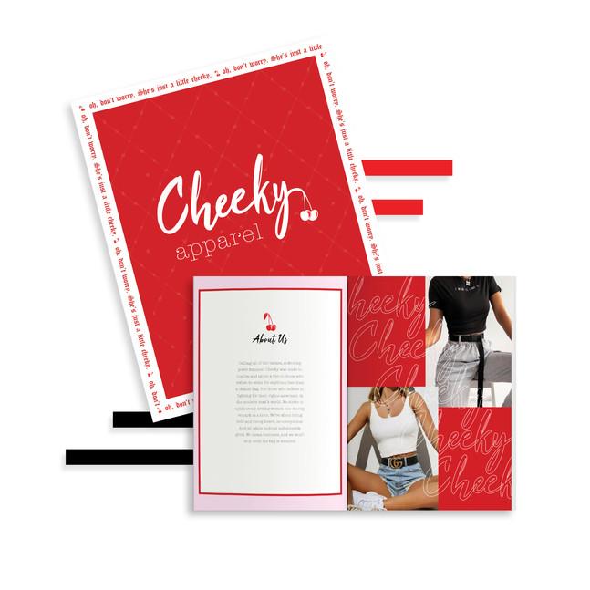 Cheeky Apparel Lookbook 2020