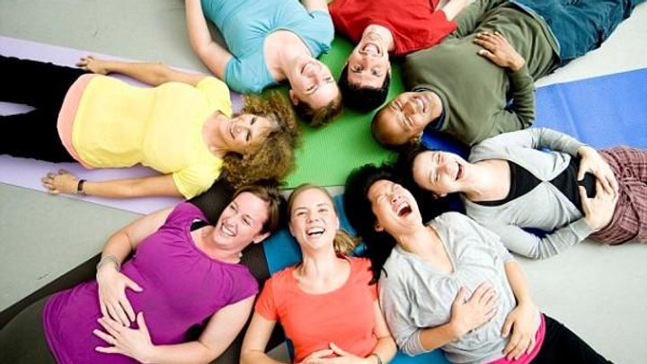 Laughter Yoga plus one special