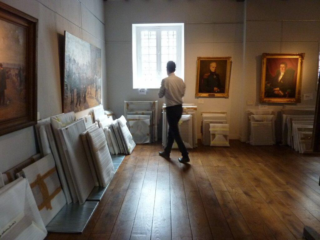 HERITBOX DEMENAGEMENT MUSEE