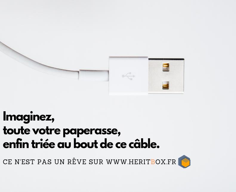 Au bout du câble