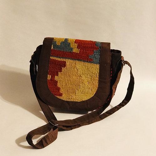 Patchwork Casual handmade Kilim Bag Color# 1