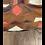 Thumbnail: Handmade Genuine Cowhide Leather Rug