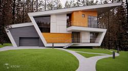 Modern Exterior House.4