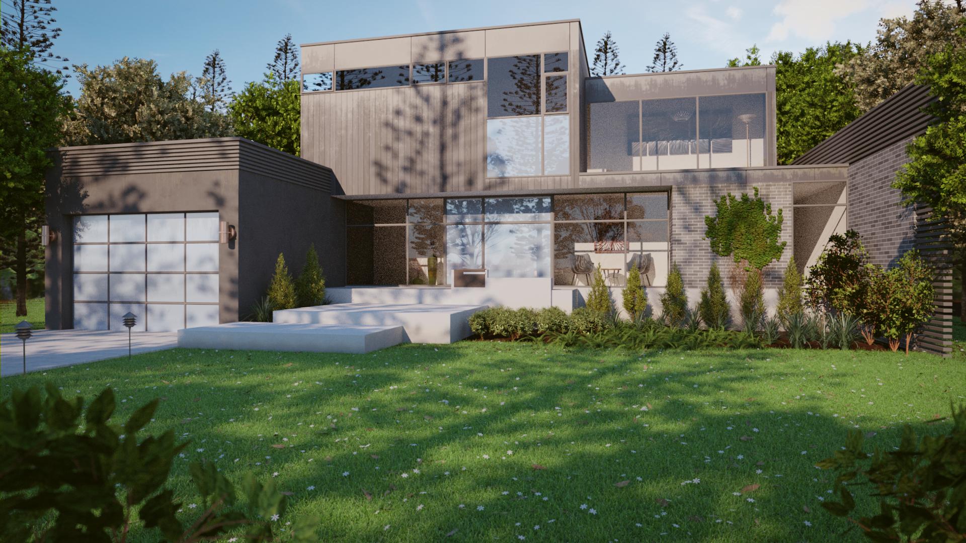 Modern House.1