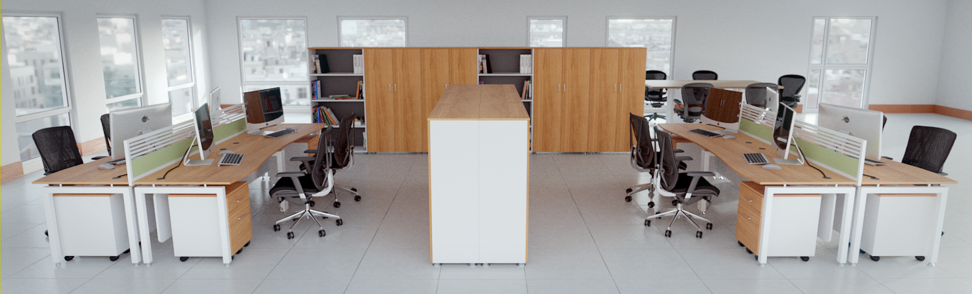 NOVA OFFICE WORKSTATIONS