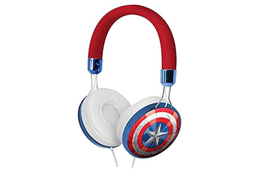 Наушники Captain America
