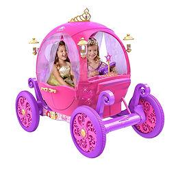 Карета для принцесс, карета, электрокарета, электромобиль, большая карета