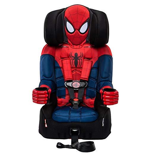 Детское автокресло Человек паук