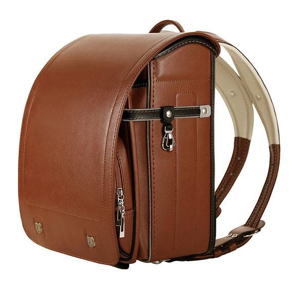 Школьный портфель (коричневый)